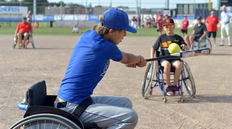Wordt rolstoelsoftbal jouw sport? afbeelding nieuwsbericht