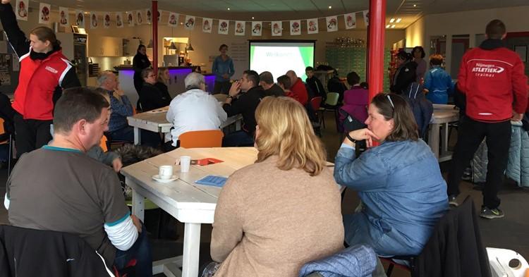 Volop belangstelling voor bijeenkomst Autisme en sport Nijmegen afbeelding nieuwsbericht