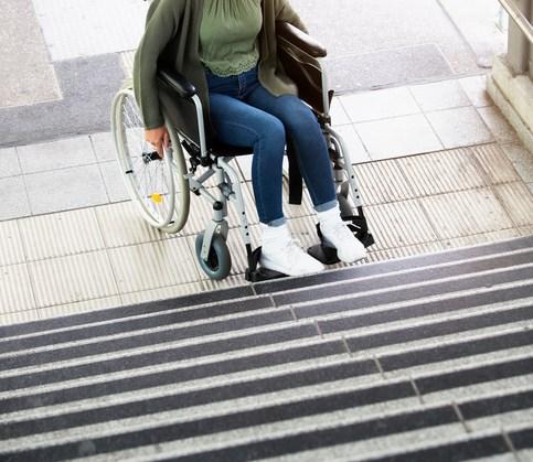 Hoe rolstoeltoegankelijk is jouw weg eigenlijk? afbeelding nieuwsbericht