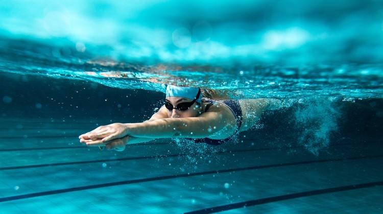 Zwemmen met een visuele beperking, hoe werkt dat? afbeelding nieuwsbericht