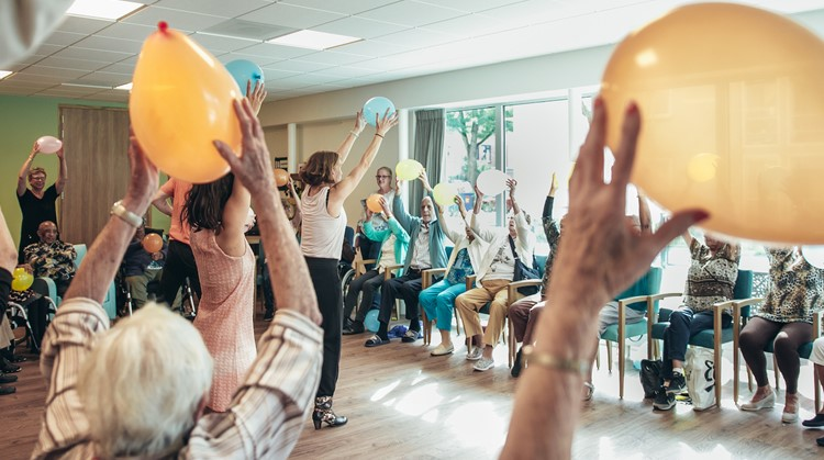 Slow Flow laat iedereen dansen afbeelding nieuwsbericht