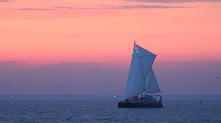 Blind varen op je gevoel op de catamaran Beatrix afbeelding nieuwsbericht