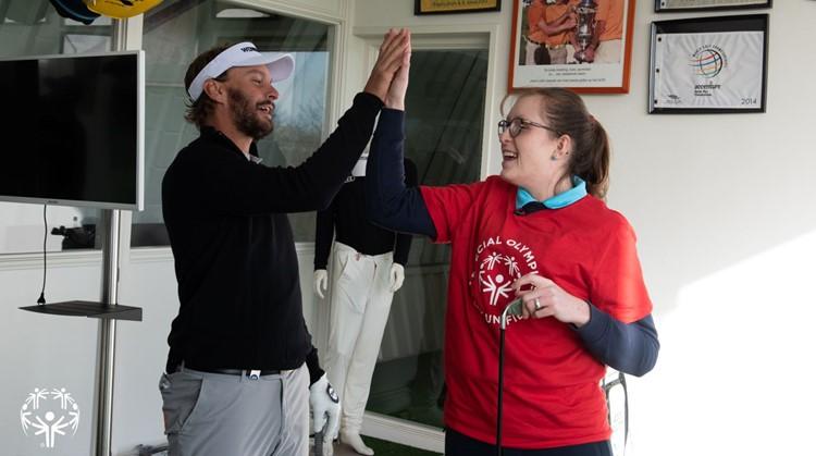 Julia is de eerste Nederlandse golfster op de World Games afbeelding nieuwsbericht