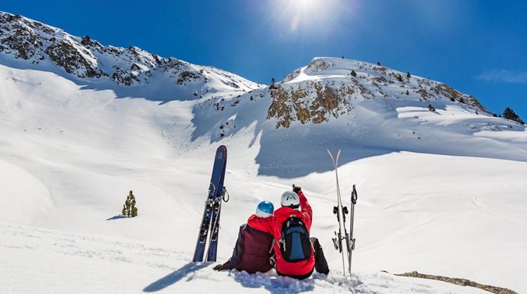 Dit is wat een para-alpine skiër nodig heeft om de berg af te zoeven afbeelding nieuwsbericht