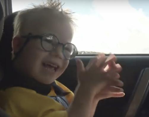 Zo is het om een kind met Down groot te brengen afbeelding nieuwsbericht