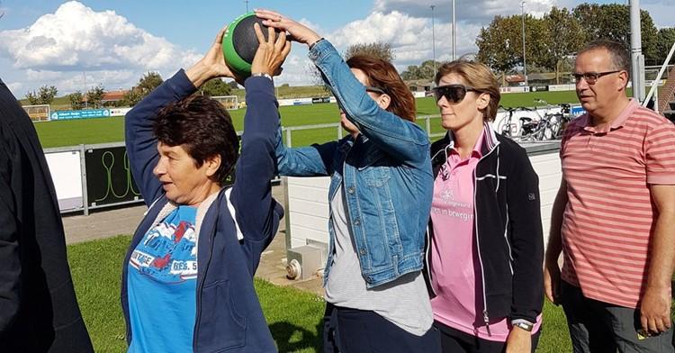 Aangepast sporten ervaren bij politieke sportmiddag Lingewaard! afbeelding nieuwsbericht