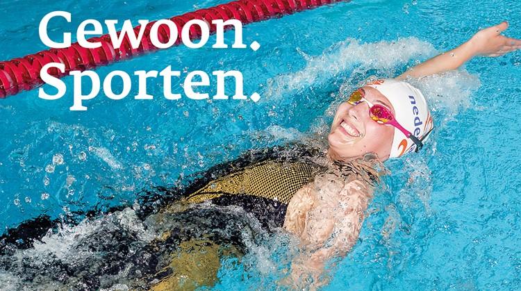Aandacht voor aangepast sporten groeit met campagne Gelderland sport onbeperkt afbeelding nieuwsbericht