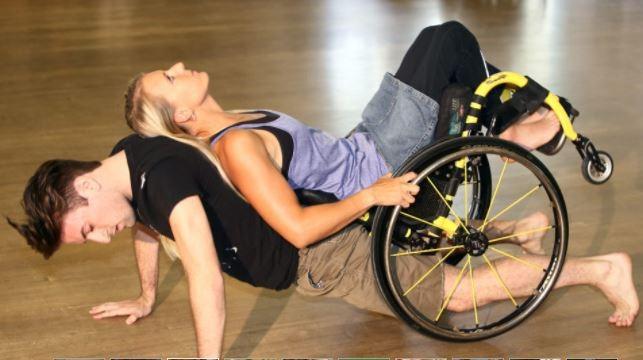 Beverly was bang dat ze nooit meer zou dansen vanwege haar spierdystrofie afbeelding nieuwsbericht