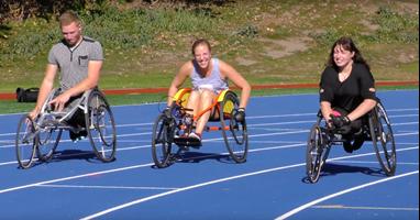 Afbeelding Kom ook naar de Paralympische talentendag!