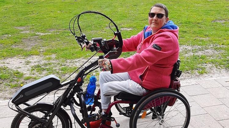 FietsMaatjes wil handbikers en fietsers koppelen afbeelding nieuwsbericht