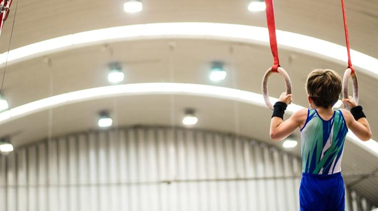 Gymnastiek met een beperking is er voor iedereen afbeelding nieuwsbericht