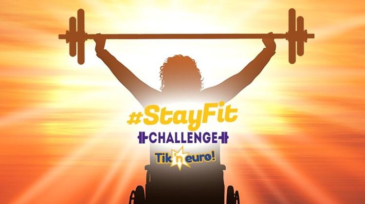 Doe mee met de StayFit Challenge! afbeelding nieuwsbericht