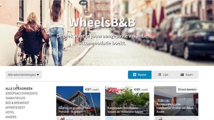 Where to go: AirBnB's voor rolstoelgebruikers afbeelding nieuwsbericht