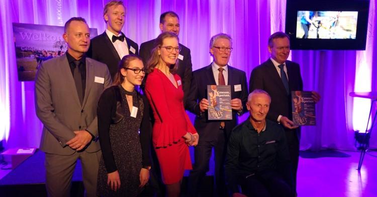 Ambassadeurs in de spotlights tijdens netwerkbijeenkomst Gelders Sportakkoord afbeelding nieuwsbericht
