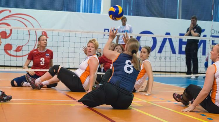 Zitvolleybal: Een sport voor iedereen. afbeelding nieuwsbericht