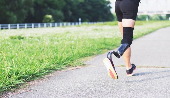 Hoe loop je een halve marathon? Met de juiste prothese! afbeelding nieuwsbericht