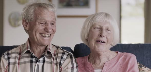 Liefde maakt blind, maar Don en Rosemary waren het allebei al! afbeelding nieuwsbericht