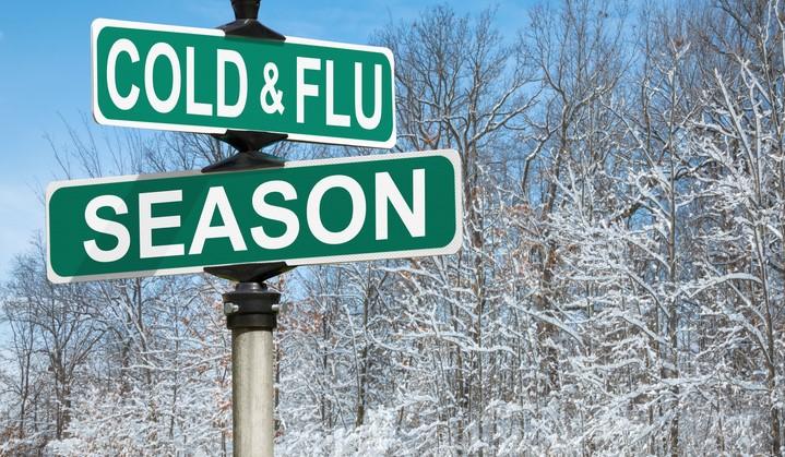 Grieperig of verkouden? Dit moet je weten als je toch wilt sporten afbeelding nieuwsbericht