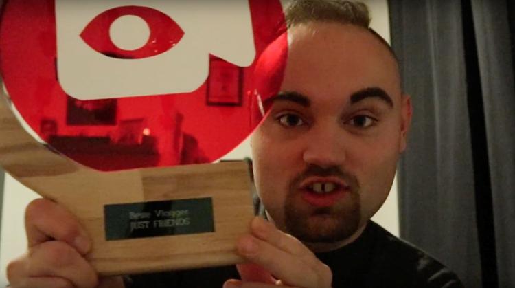 Dion is de beste vlogger met een beperking afbeelding nieuwsbericht