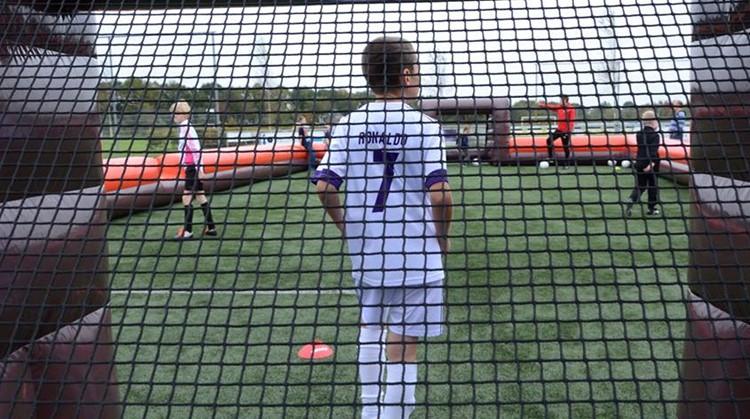 Voetballen op je eigen tempo bij Autiteam Leek afbeelding nieuwsbericht