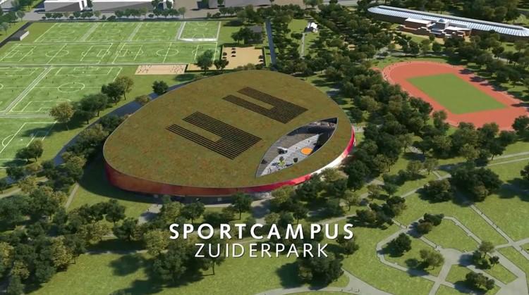 Sportmarkt in Den Haag afbeelding agendaitem