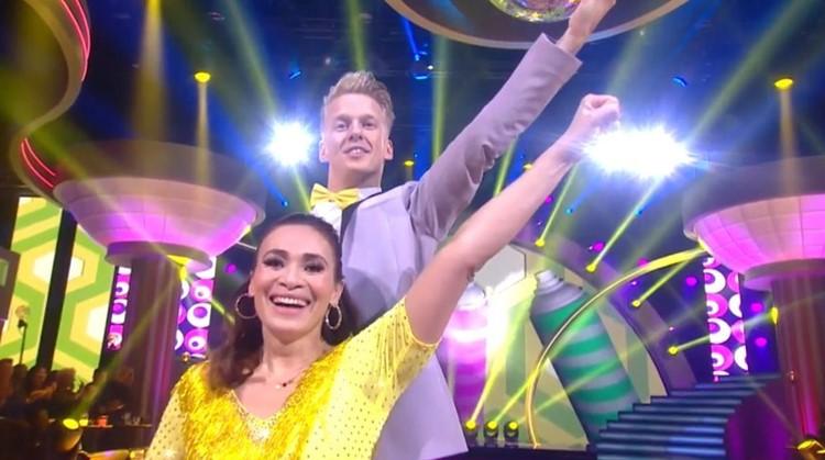 Bibian Mentel in finale Dancing with the Stars afbeelding nieuwsbericht