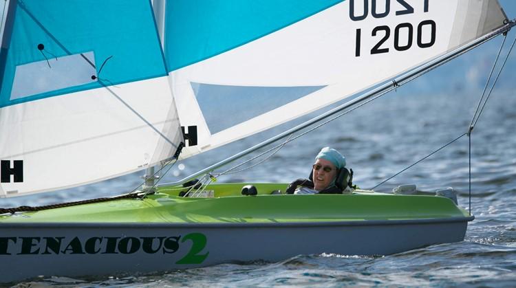 Door SailWise kan ik nu alleen zeilen! afbeelding nieuwsbericht