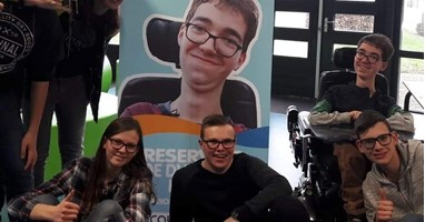 Afbeelding Dirk laat met docu zijn rolstoelleven zien