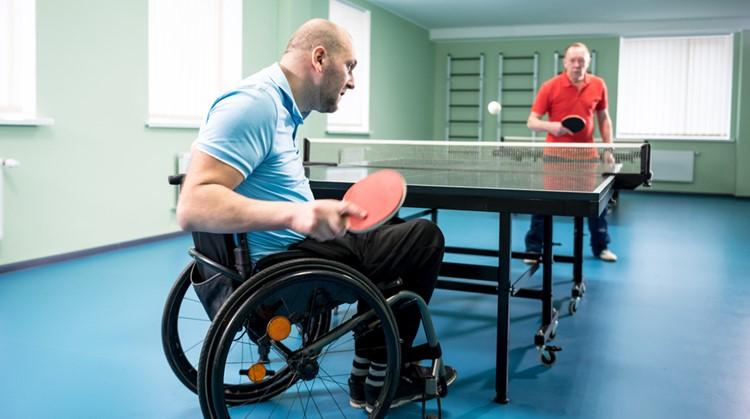 Politici zetten gehandicaptensport op de kaart afbeelding nieuwsbericht