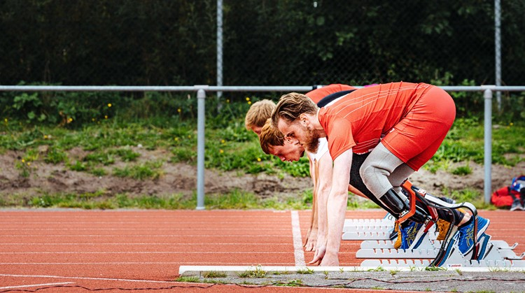 Janko kan weer pijnvrij sprinten  afbeelding nieuwsbericht