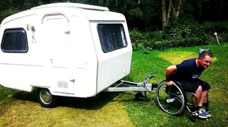 Lachen om #rolstoelhumor afbeelding nieuwsbericht