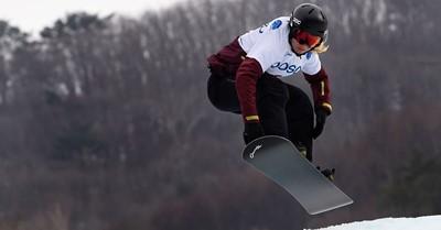 Lisa's doel is om de beste paralympische snowboarder van de wereld te worden afbeelding nieuwsbericht