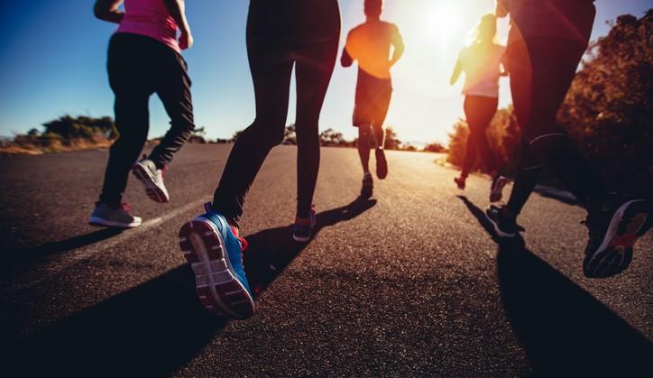 Na een niertransplantatie hoort sporten er echt bij afbeelding nieuwsbericht