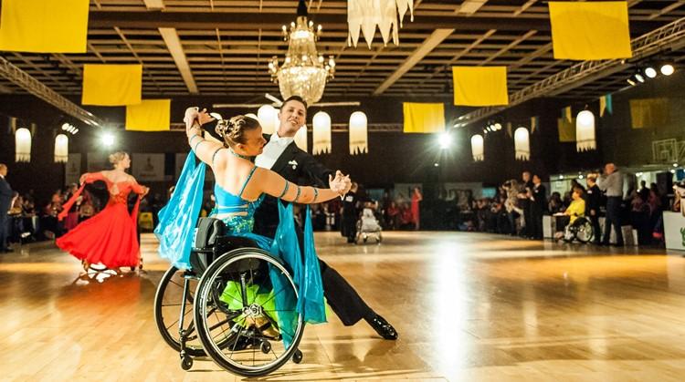 (Inter)nationale rolstoeldanswereld met Pasen te gast in Cuijk afbeelding nieuwsbericht