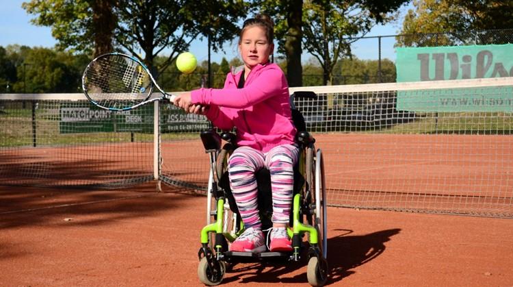 Eef (12, hartafwijking) kan op haar manier behoorlijk veel  afbeelding nieuwsbericht