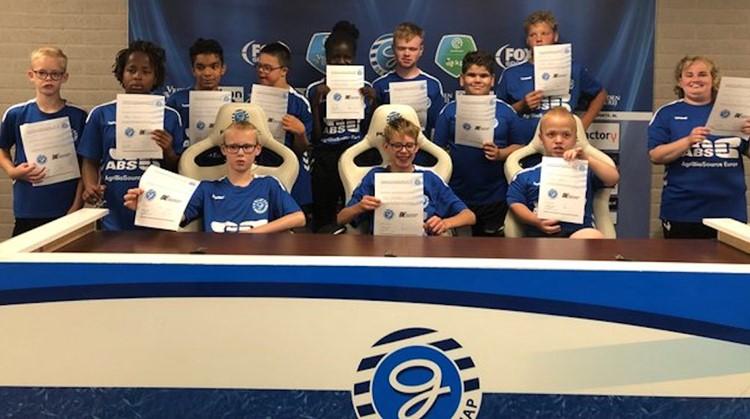 De Bijzondere Eredivisie gaat van start! afbeelding nieuwsbericht