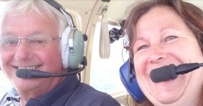 Karen: 'Leren vliegen gaf me alles terug wat mijn handicap afpakte' afbeelding nieuwsbericht
