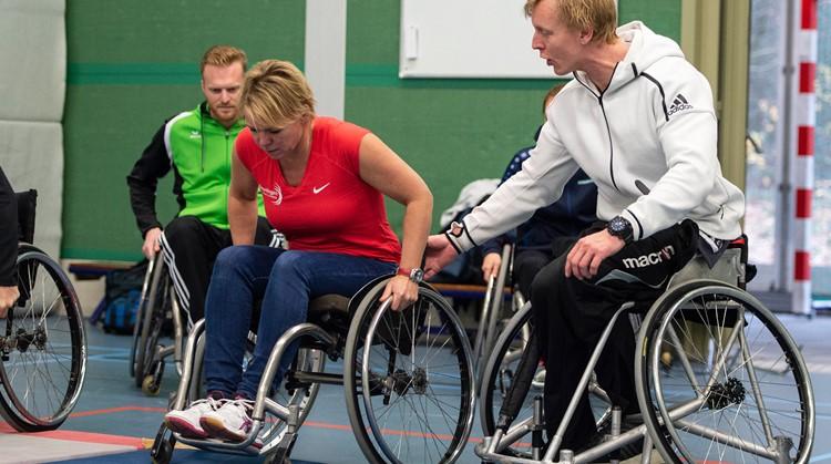 Bij 'gymjuf' Judith de Backer doet iedereen mee afbeelding nieuwsbericht