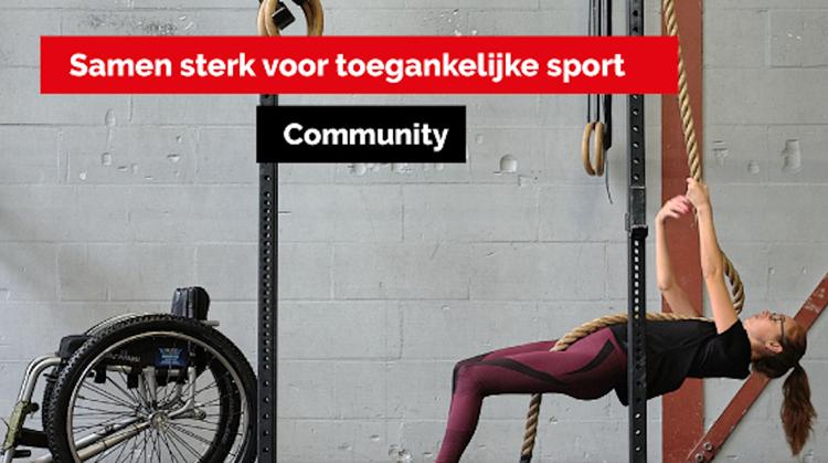 6 'moddervette' webinars over aangepaste sport afbeelding nieuwsbericht