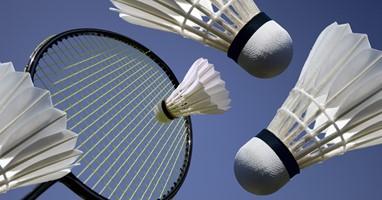 Afbeelding Test je reactiesnelheid tijdens de Nationale Sportweek met badminton