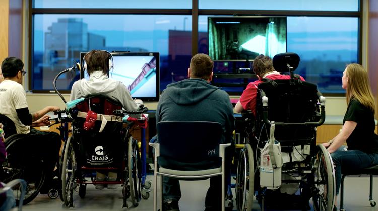 Games worden toegankelijker met een beperking afbeelding nieuwsbericht