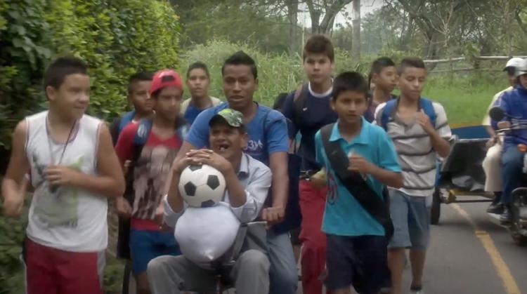 TV-tip: docu 'De blinde voetbaltrainer' afbeelding nieuwsbericht