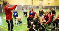 Afbeelding HAN zet nieuwe generatie begeleiders aangepast sporten in de startblokken