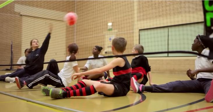 4 geweldige balspellen om te spelen met kinderen met een beperking  afbeelding nieuwsbericht