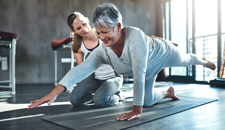Sporten en bewegen na een beroerte, gewoon doen! afbeelding nieuwsbericht
