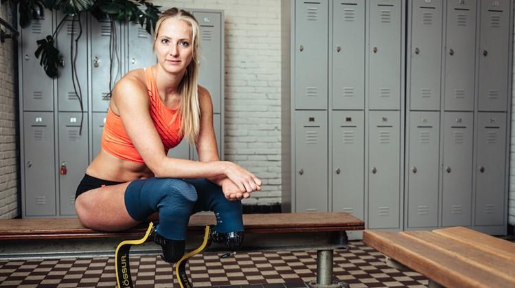 Begin net als Fleur Jong met atletiek afbeelding nieuwsbericht