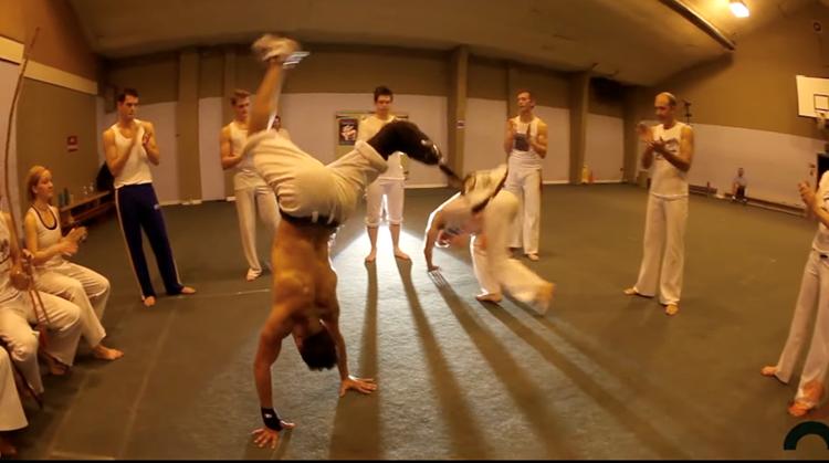 Ontdek je mogelijkheden met capoeira  afbeelding nieuwsbericht