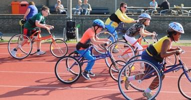Afbeelding Bij AV Fortius in Dordrecht kreeg RaceRunning een warm welkom
