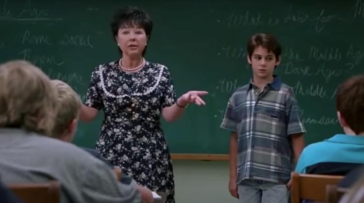 Filmtip: 'In Front of the class' afbeelding nieuwsbericht