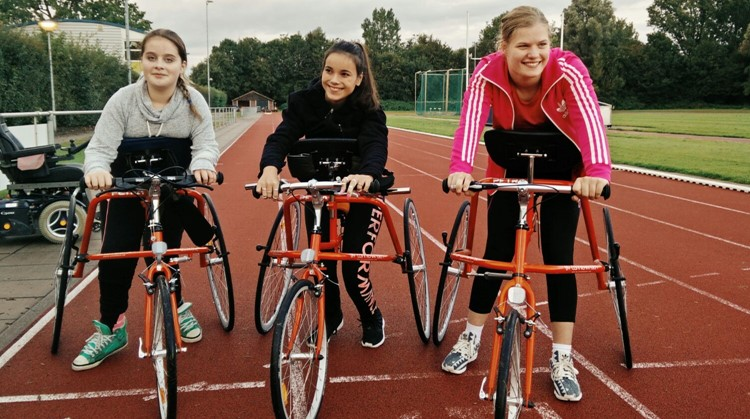 Racerunnen voor een echte medaille: geef je kind op! afbeelding nieuwsbericht